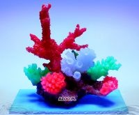 GLOWLIGHT CORAL (M) RED (AZ27106)